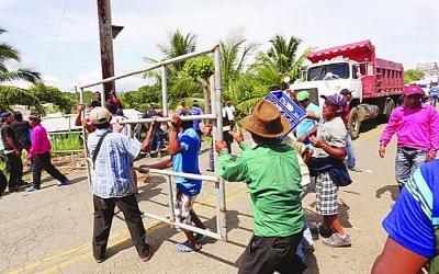 ONGs en Panamá abogan para la protección de las tierras indígenas en un área protegida