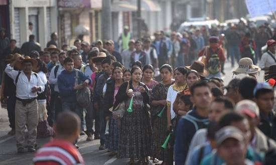Inicia campaña para que pueblos indígenas de Guatemala se autoidentifiquen en censo