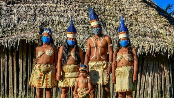 Investigan en Brasil caso de indígenas amenazados por Covid-19 | FILAC |  Fondo para el Desarrollo de los Pueblos Indígenas de América Latina y El  Caribe