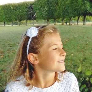 Enfant - Le bandeau Coquette