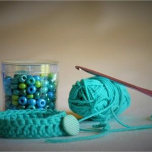 Initiation au crochet pour adultes.