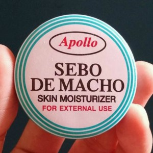 Sebo De Macho: Skin Moisturizer