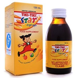Tiki-Tiki Food Supplement for Children