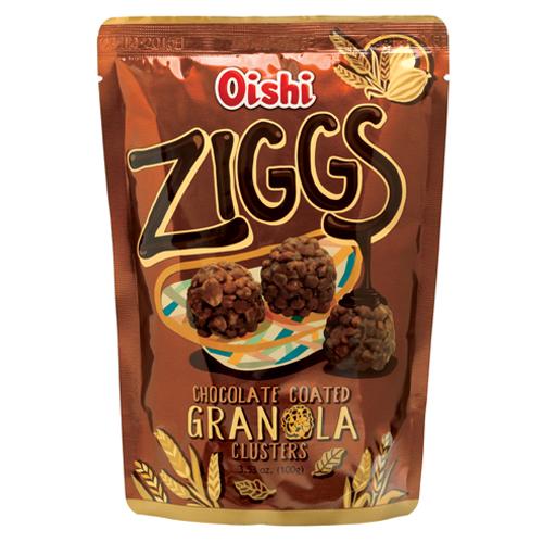 Ziggs Granola Clusters (Philippines)