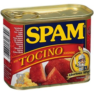 SPAM with Tocino Seasoning