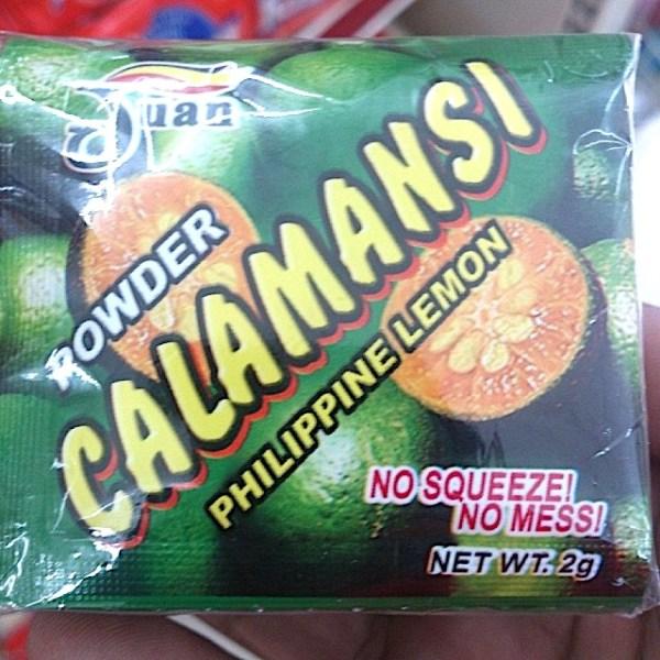 Calamansi Powder (Juan Brand)