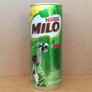 Canned Milo Energy Drink