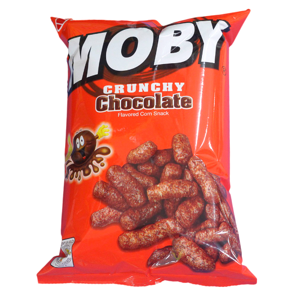 Moby Crunch Chocolate Snack