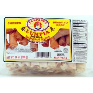 Pampanga PFC chicken lumpia
