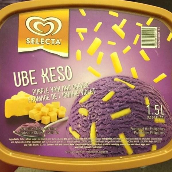 Selecta Ice Cream Flavor