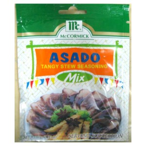 McCormick Asado Mix