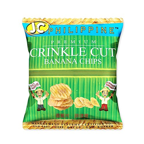 JNC Banana Chips from Davao