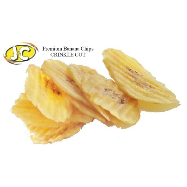 JNC Banana Chips from the Philippines!