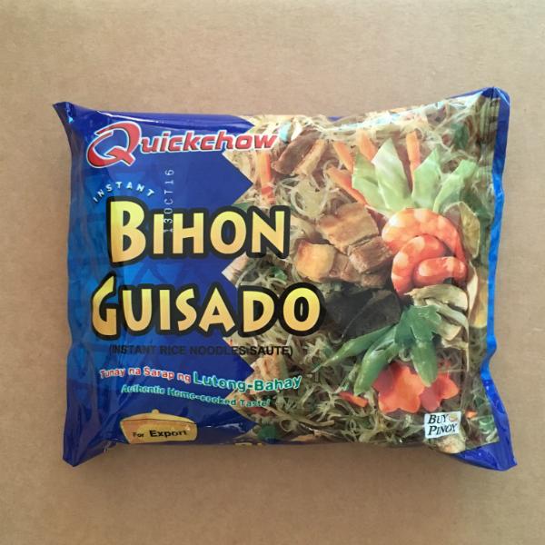 Quickchow Bihon Guisado