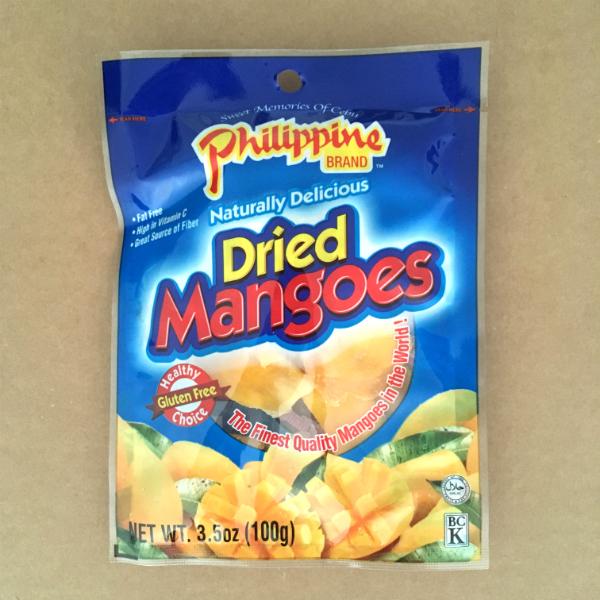 Cebu Dried Mangoes
