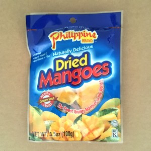 Cebu Dried Mangoes