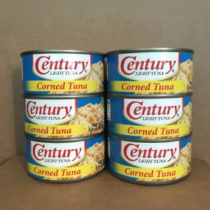 Century Tuna Canned / Corned