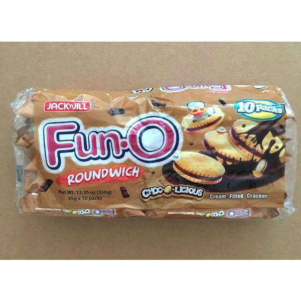 Jack n Jill Fun-O Roundwich