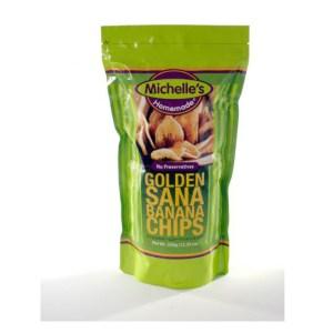 Banana Chips (Michelle's Homemade)