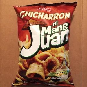 Suka't Sili Chicharon