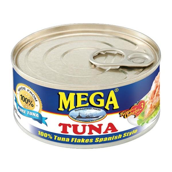 Canned Tuna Flakes: Spanish Style