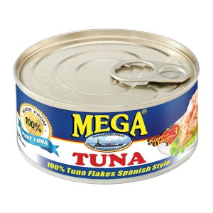 Canned Tuna Flakes: Spanish Style