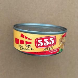 Tuna Adobo Style