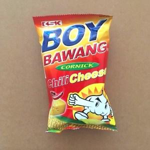 Boy Bawang Cornick