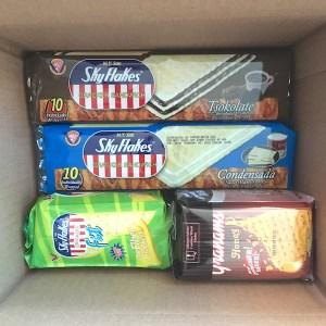 Pinoy Snack Box