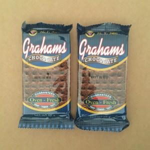 Chocolate Graham Crackers