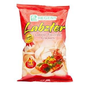 Lobster-Flavored Snack