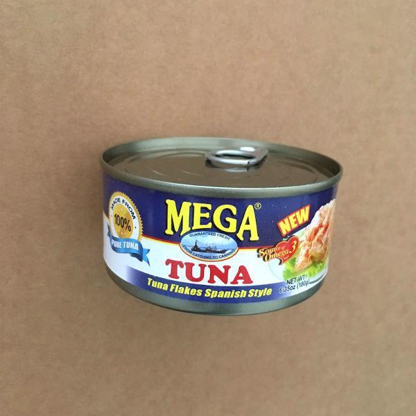 Mega Tuna Spanish Style