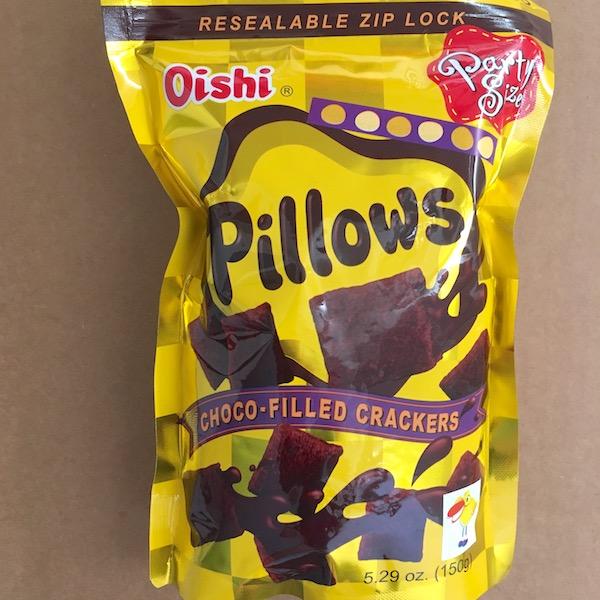 Oishi Pillows Chocolate