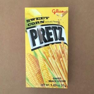 Sweet Corn Pretz