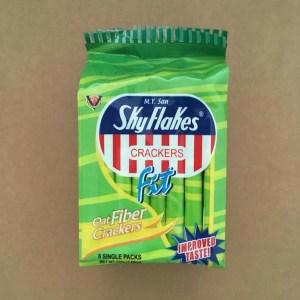 Oat Fiber Crackers