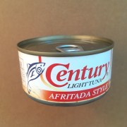 Canned Tuna: Afritada Flavor