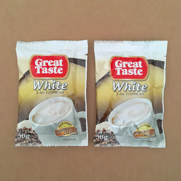 3-in-One Coffee Mix Sachets