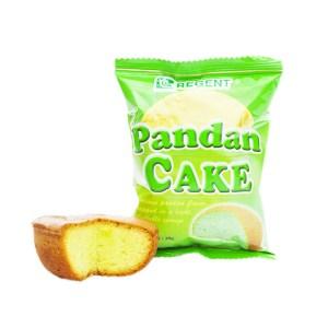 Filipino Pandan Sponge Cake