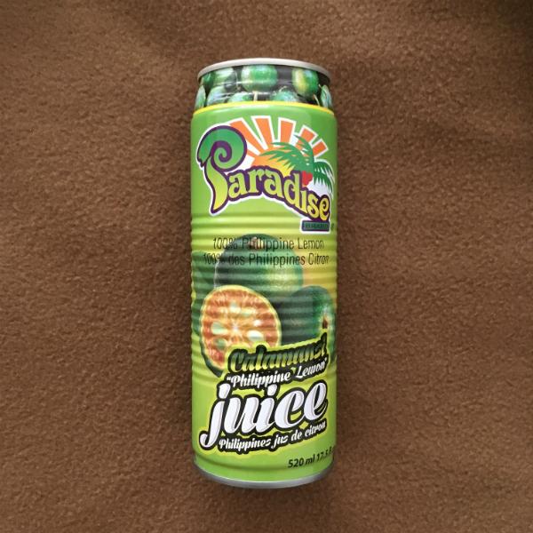 Calamansi Juice in Can