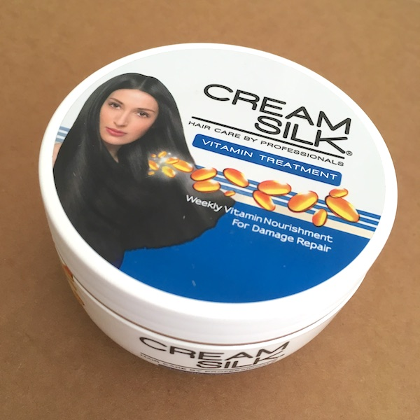 Creamsilk Weekly Vitamin Treatment