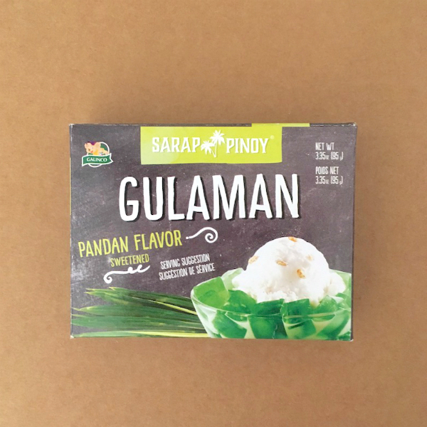 Gulaman Pandan Flavor
