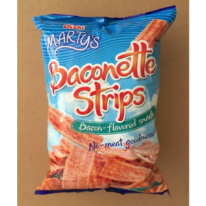 No-Meat Bacon Strips?