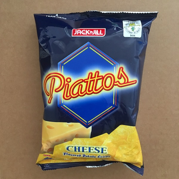 Piattos Cheese Flavor