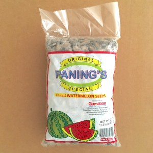 Paning's Dried Watermelon Seeds
