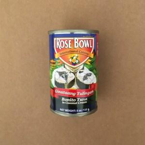Canned Bonito