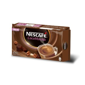 Nescafe Coco Mocha box