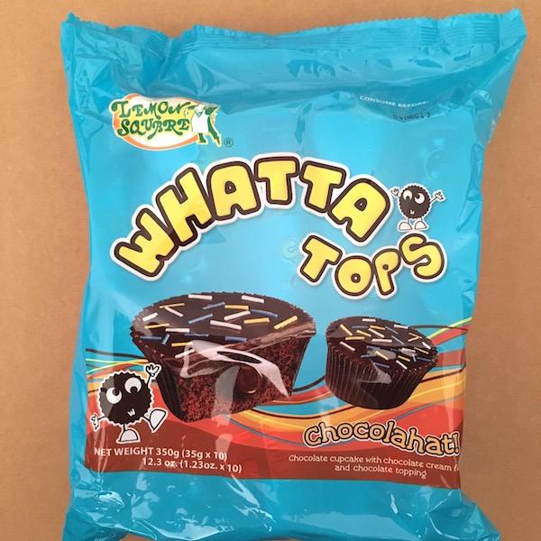 Whatta Tops Choco Cupcakes