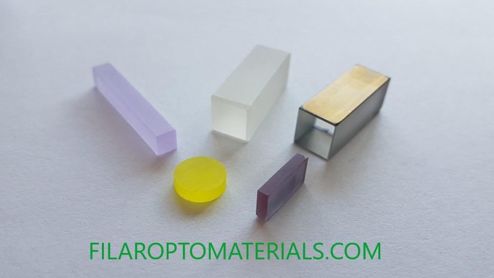 custom crystal shapes