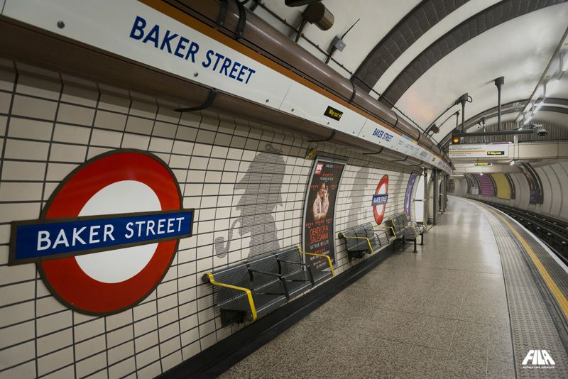 baker street station united kingdom of
