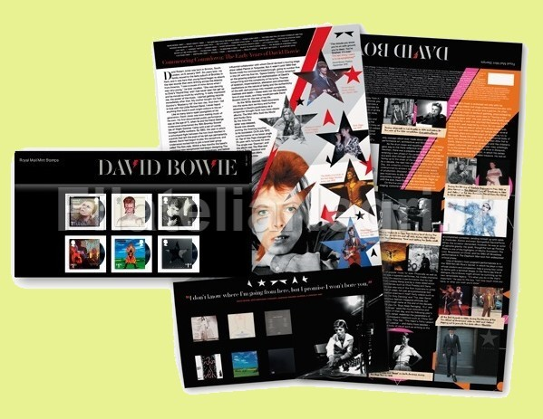 David Bowie pack
